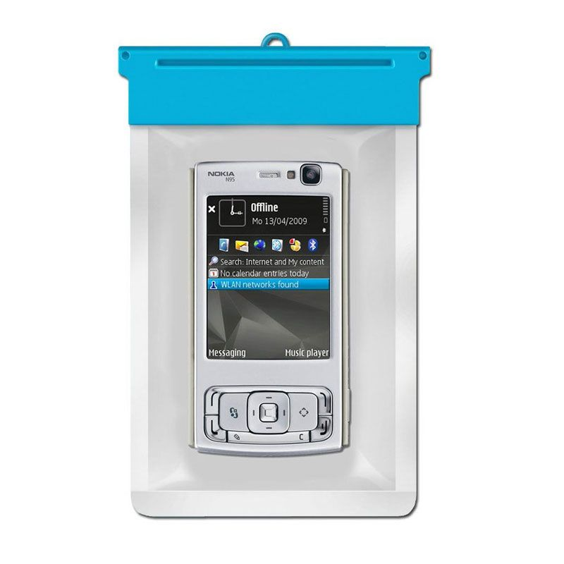 Zoe Waterproof Casing for Nokia 6303i classic