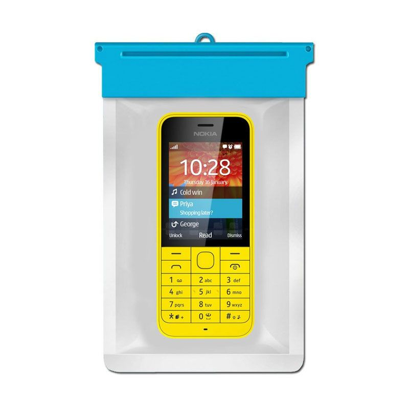 Zoe Waterproof Casing for Nokia 808 PureView RM 807