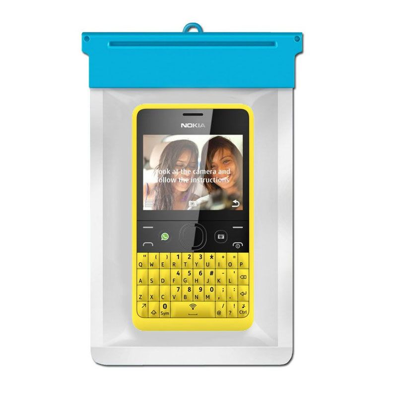 Zoe Waterproof Casing for Nokia Asha 205
