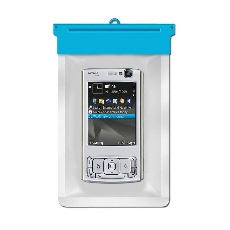 Zoe Waterproof Casing for Nokia N77
