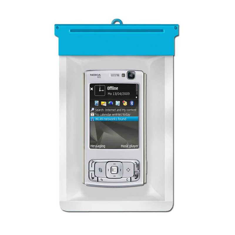 Zoe Waterproof Casing for Nokia N86 8MP