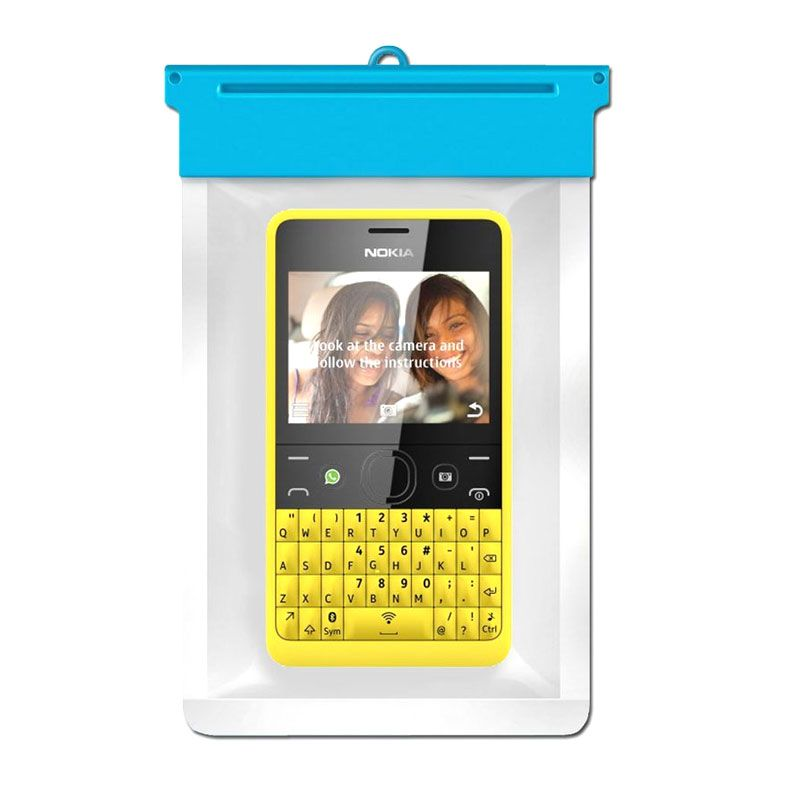 Zoe Waterproof Casing for Nokia Asha 308