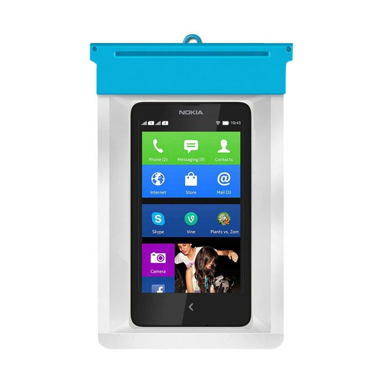 Zoe Waterproof Casing for Nokia X2 Dual SIM