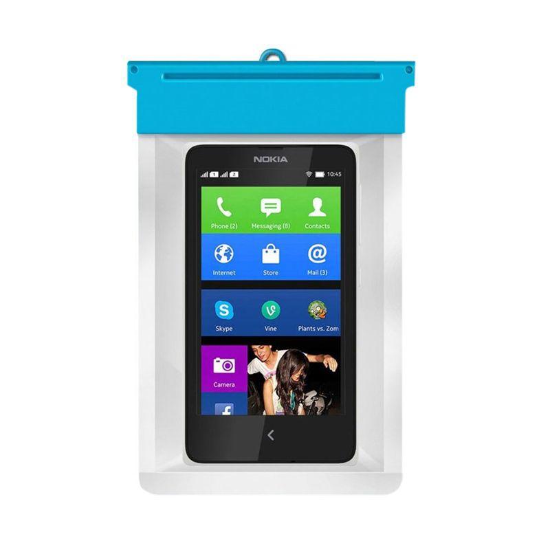 Zoe Waterproof Casing for Nokia X6 16 GB
