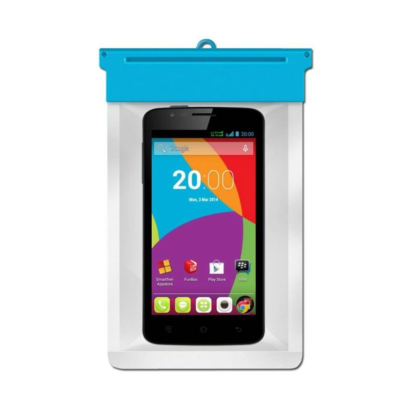Zoe Waterproof Casing for Smarfren Andromax G2 Touch Qwerty