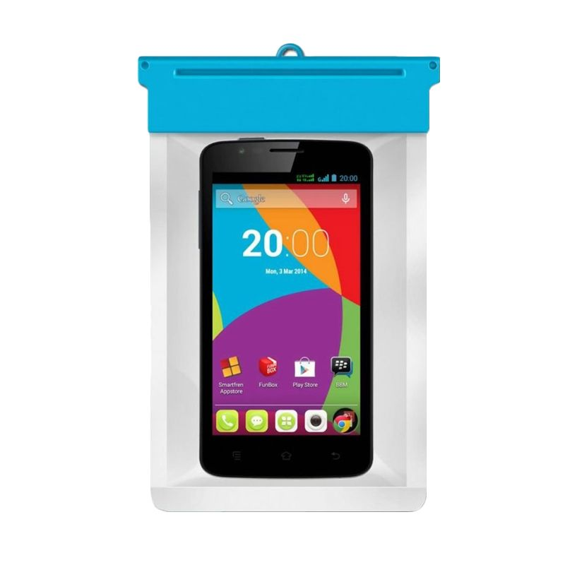 Zoe Waterproof Casing for Smarfren Andromax U Limited Edition