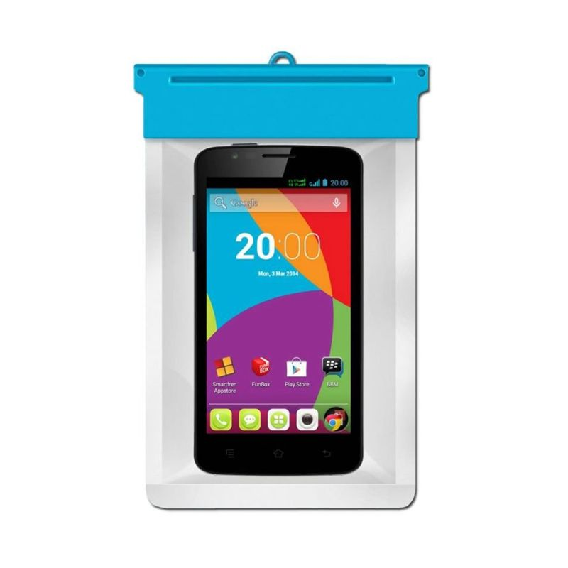 Zoe Waterproof Casing for Smarfren Andromax V 5.0