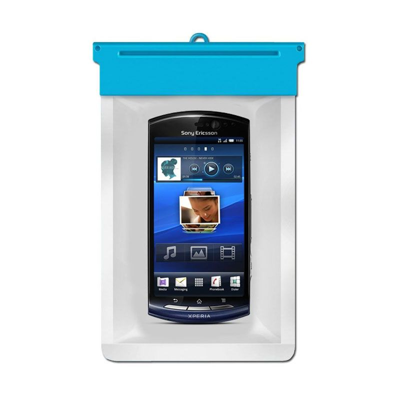 Zoe Waterproof Casing for Sony Ericsson Urushi ST18i Xperia ray