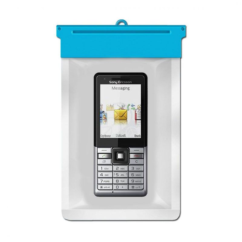 Zoe Waterproof Bag Case For Sony Ericsson W700