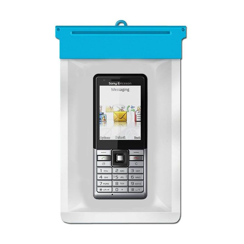 Zoe Waterproof Casing for Sony Ericsson W900