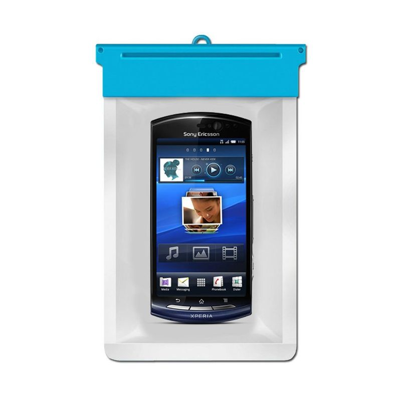 Zoe Waterproof Casing for Sony Ericsson Xperia neo V