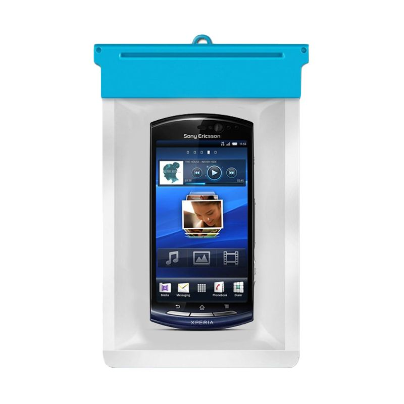 Zoe Waterproof Casing for Sony Ericsson XPERIA Pureness
