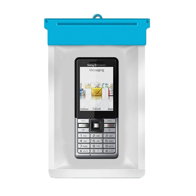 Zoe Waterproof Casing for Sony Ericsson Zylo