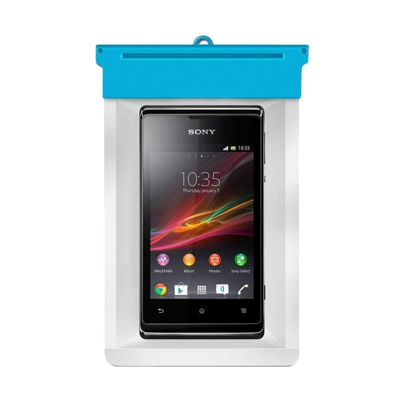 Zoe Waterproof Casing for Sony Xperia E