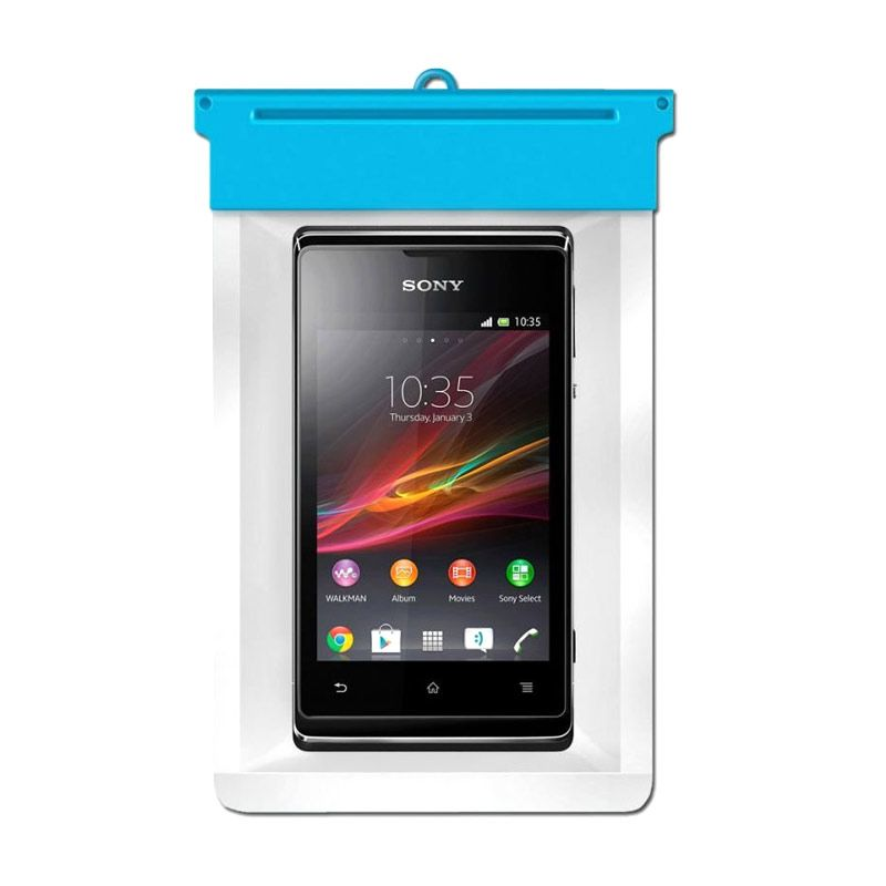 Zoe Waterproof Casing for Sony Xperia E1