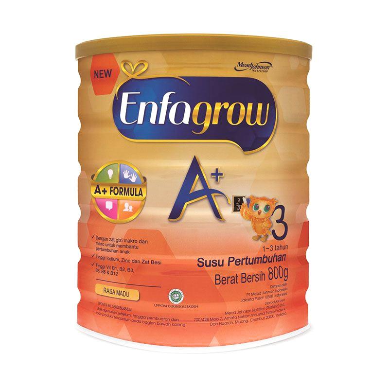 Enfagrow A+3 Madu Susu Formula [800 gr]