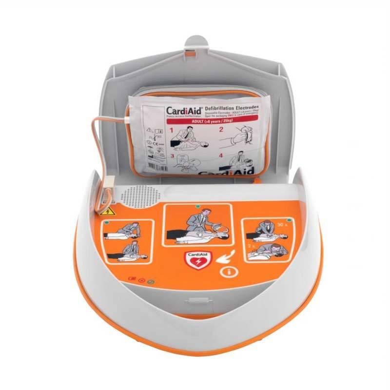 Cardiaid - Automated External Defibrillator Full Automatic
