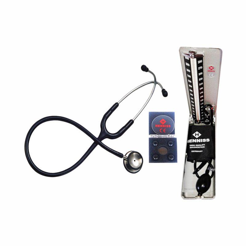 Henniss Germany - Paket Tensimeter dan Sthetoscope