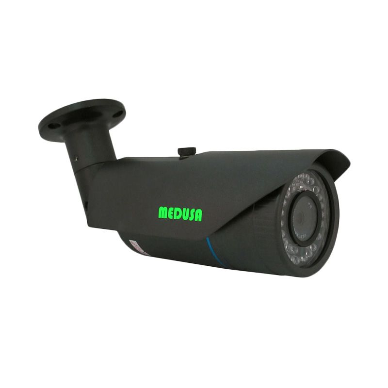 Medusa IPC-N702L-200W-6MM IP Cam Outdoor Grey Kamera CCTV [2.0 MP]