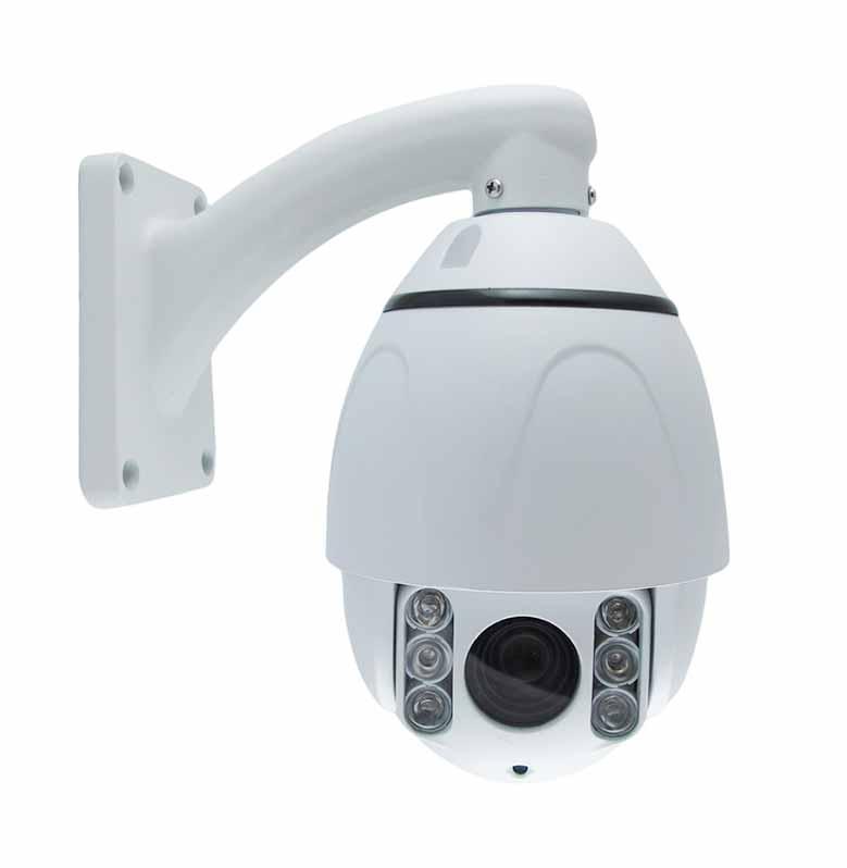 harga Medusa PTZ AHD MD-H130S-HS85 Speed Dome Mini Kamera CCTV - White