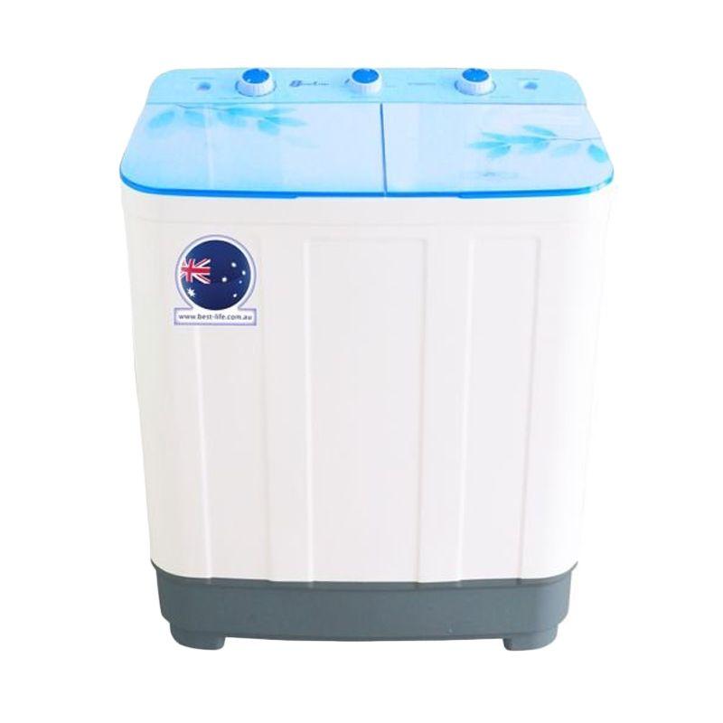 Best Life WS 8845 GX Putih Mesin Cuci Mini [4.5 KG]