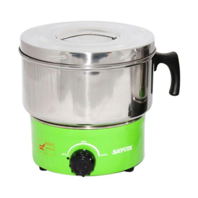 Sayota SRC 1600 Hijau Travel Cooker