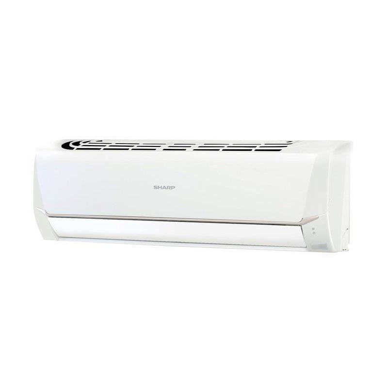 harga Sharp Standard R32 Jet Stream AH-A5SEY Putih AC Split [1/2 PK] Blibli.com