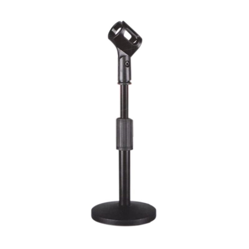 Bayermic Tiang MIC Meja/Under Stand Music/Table Stand TS-01 Hitam