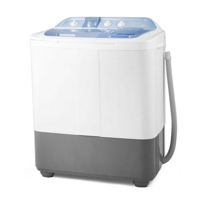 Denpoo DW888 Putih Mesin Cuci
