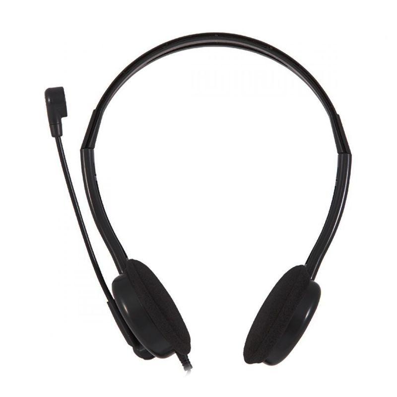 Genius Headset HS-200C Hitam