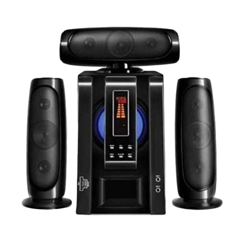 harga GMC 887A Multimedia Speaker Home Audio Blibli.com