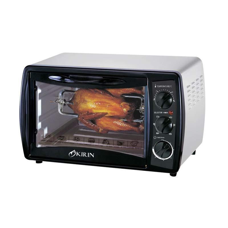 5 Kirin Kbo 190lw Oven Elektrik 19 Liter Abu
