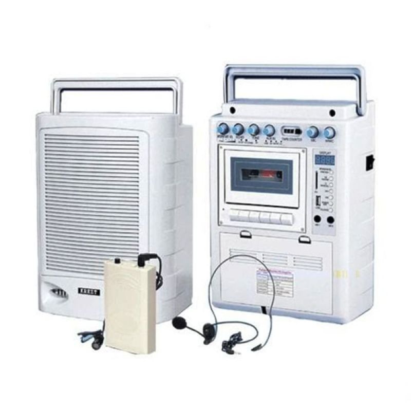 Krezt Portable Amplifier HDT8820U Putih