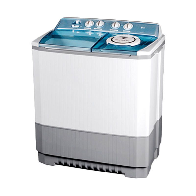 LG Twin Tub Washer WP1460R - Mesin Cuci