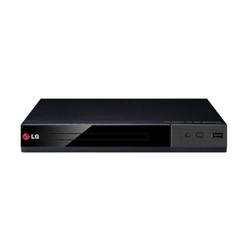 LG DP132 Hitam DVD Player