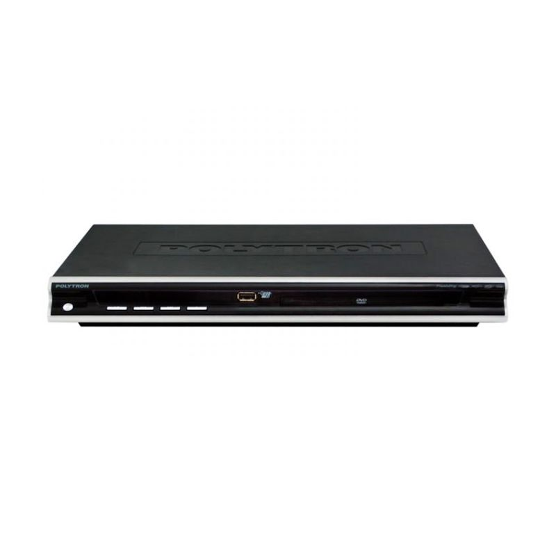 Polytron DVD2168 Hitam DVD Player
