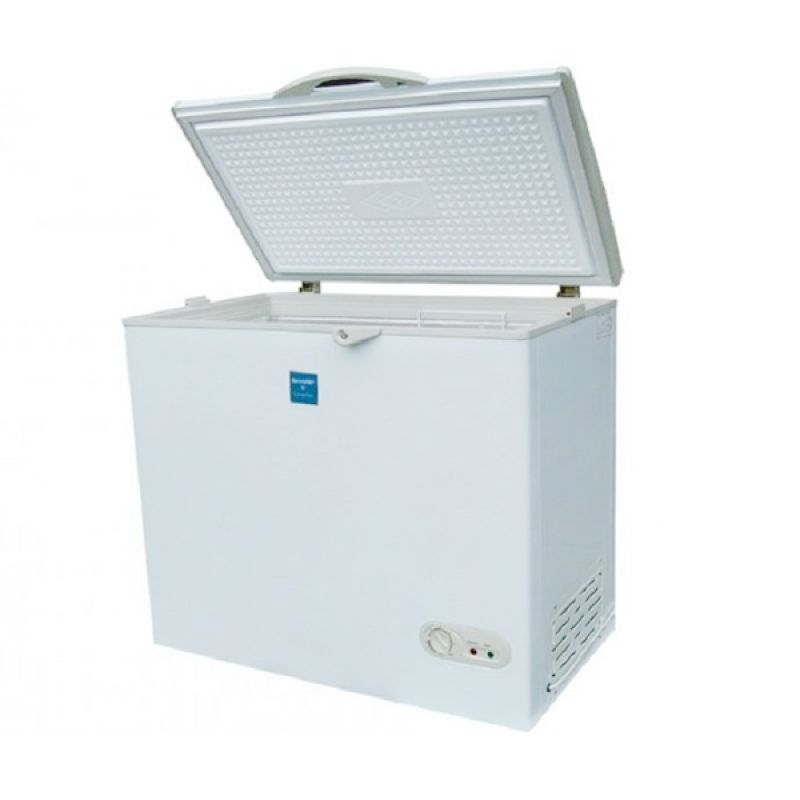 Sharp Chest Freezer FRV200 White Freezer Box