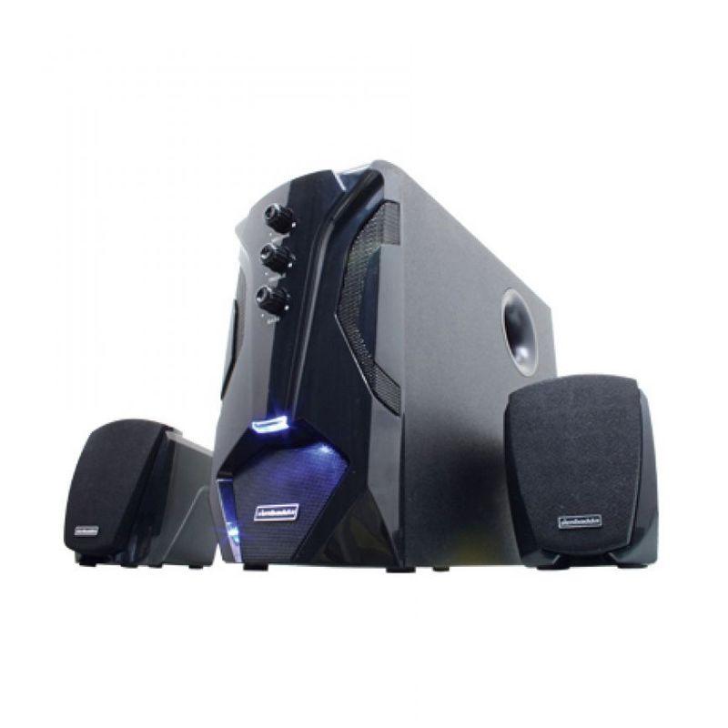 harga Simbadda CST 6100N Hitam Speaker Blibli.com