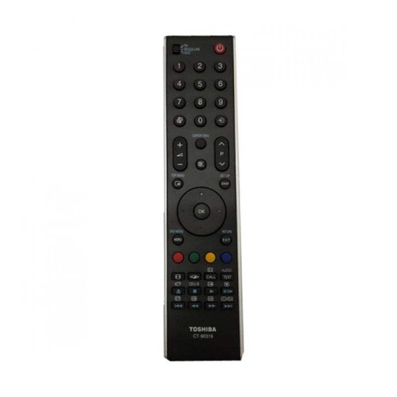 Toshiba Remote TV [LCD/LED/DVD Original] Aksesoris TV