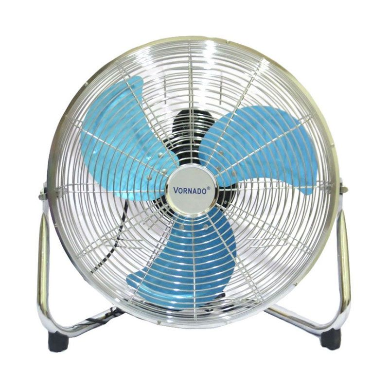 Vornado VN EF45 Blue Floor Fan [18 Inch]