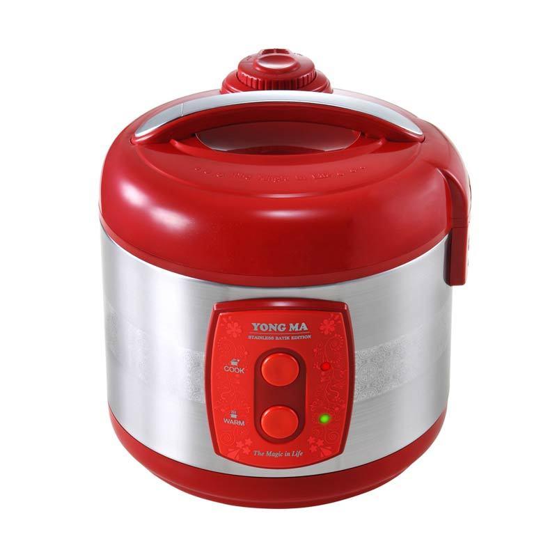 Yong Ma MC4400 Magic Com / Penanak Nasi Batik 2 Liter