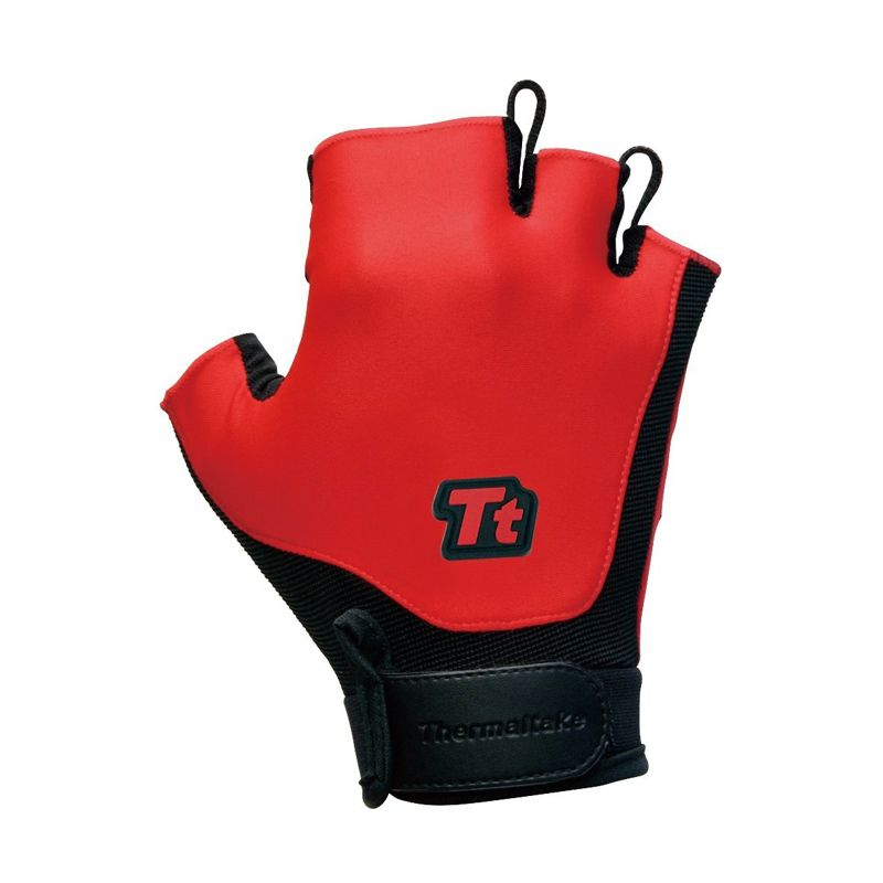 TT eSport Merah Gaming Glove