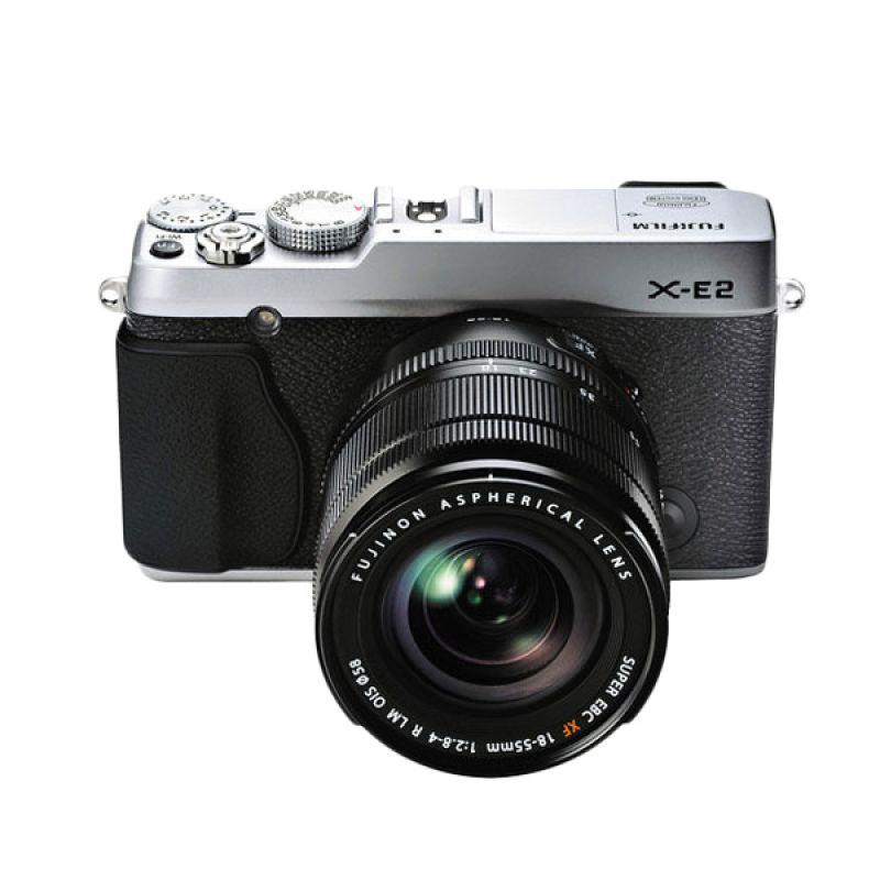 Fujifilm X-E2 KIT 18-55mm Silver Kamera Mirrorless