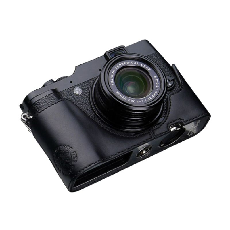 Gariz XS-CHX30BK Black Half Cover Casing for Fujifilm X30