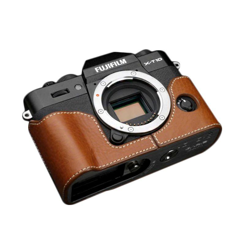 Gariz XS-CHXT10CM Caramel Half Cover Casing for Fujifilm X-T10