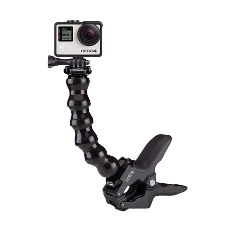 GoPro Black Jaws Flex Aksesories Kamera