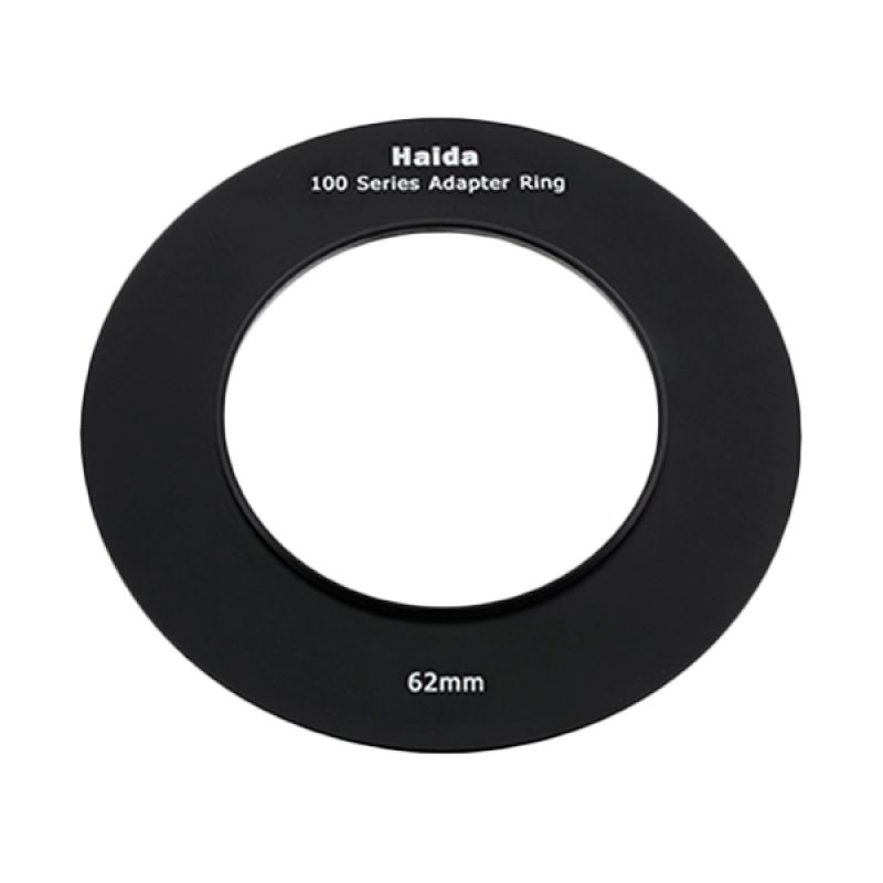 Haida HD2509 100 Series 62mm Hitam Adapter Ring
