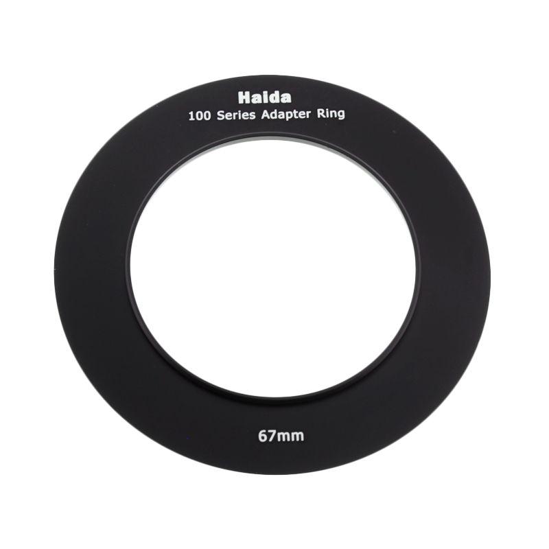 Haida HD2509 100 Series 67mm Hitam Adapter Ring