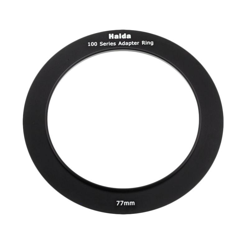 Haida HD2509 100 Series 77mm Hitam Adapter Ring