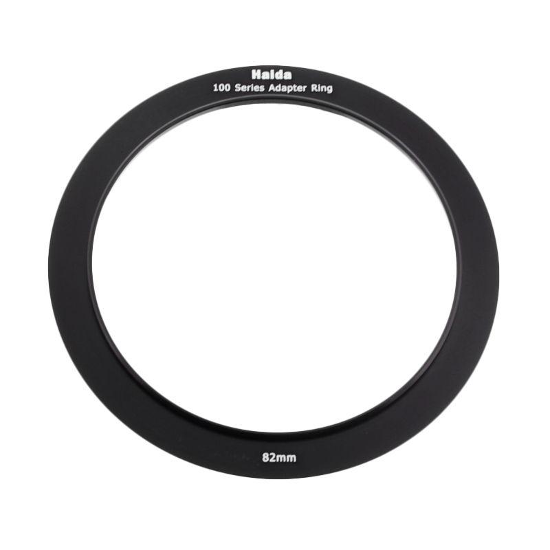 Haida HD2509 100 Series 82mm Hitam Adapter Ring